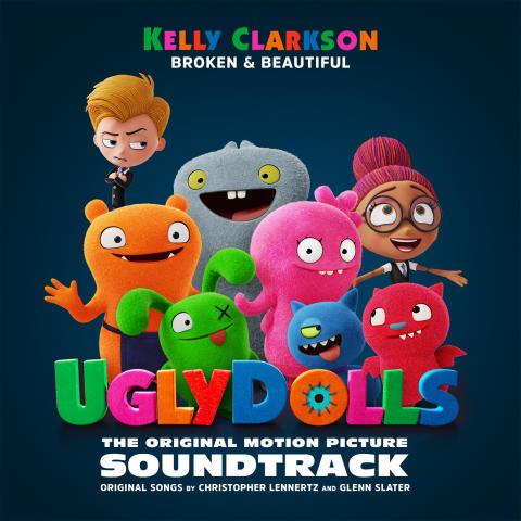 Atlantic Records och STXFILMS släpper soundtrack till den animerade filmen UGLYDOLLS