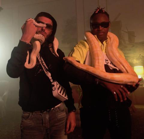 """Lamix släpper video till """"Designer"""" feat. Ant Wan"""