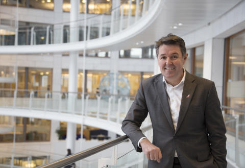 Finansdirektør Geir Karlsen trer inn som nestleder i Norwegians konsernledelse