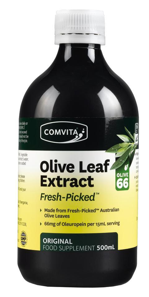 Comvita 500 ml Naturell