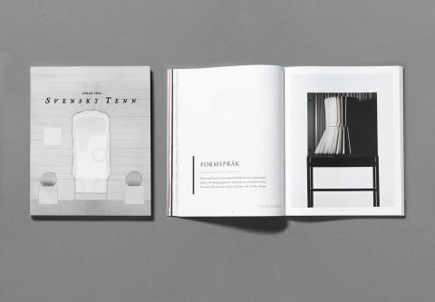 Svenskt Tenn celebrates 90th anniversary with an inspirational magazine