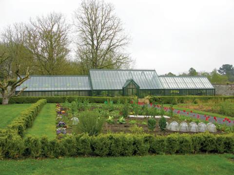 Växthus - vinterhage - veksthus - væksthuse - kasvihuoneilmiön