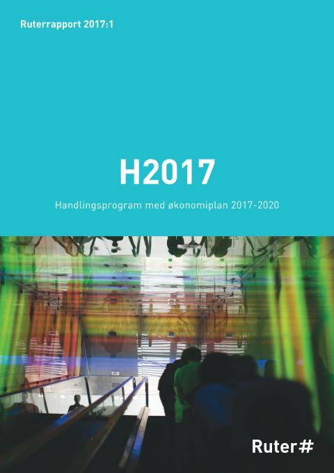 H2017: Handlingsprogram med økonomiplan 2017-2020