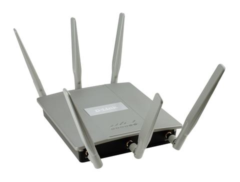 Wireless AC1750 Simultaneous Dualband PoE Access Point (DAP-2695)