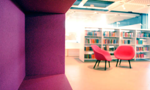 Stadsbiblioteket öppnar i nyrenoverade lokaler