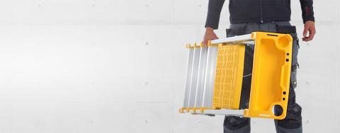 Wibe Ladders lanserer to nye profftrapper