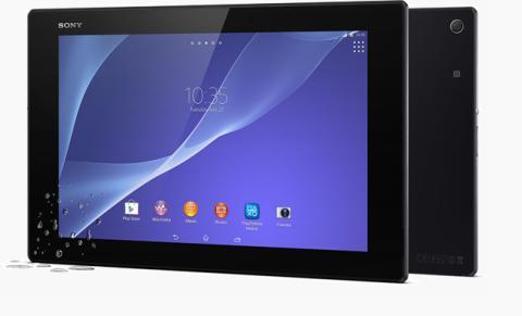 Sony Xperia Z2 Tablet – En ultratynd og holdbar tablet