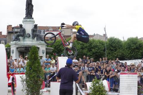 UEC Trial Championship UEC Trial Championships i Le Puy en Velay