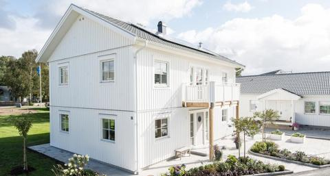 Boka tid för husvisning av ett LB Optimal 148 i Göteborg