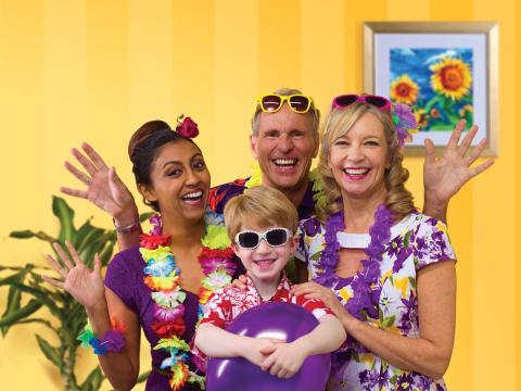 Beat the winter blues with a 'Bring Me Sunshine' party for the Stroke Association