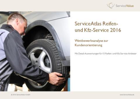 Kundenorientierung im Reifen- und Kfz-Service geprüft