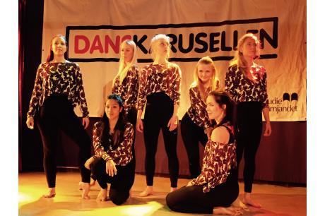 Jazzgrupp från Växsjö i Danskarusellens riksfinal