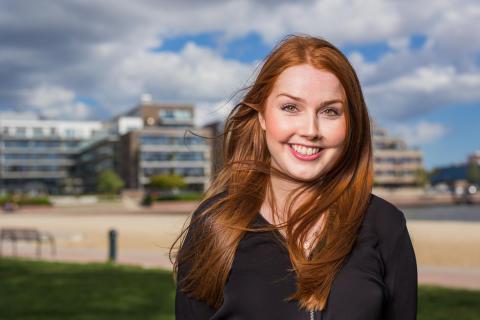 Karoline Rise Nøstdal, prosjektleder LOS-Fondet