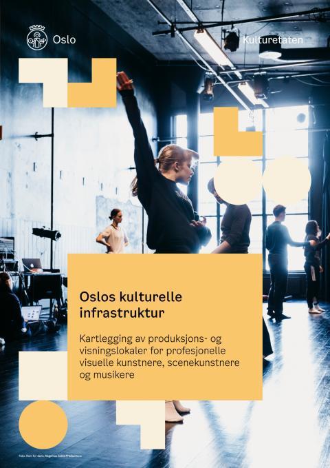 Oslos kulturelle infrastruktur - presentasjon