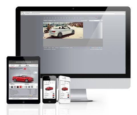 Audi er Danmarks mest digitale bilmærke