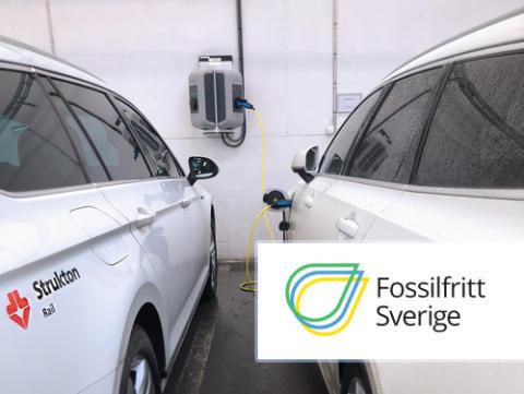 Minskade utsläpp med fordonsprojekt