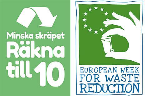 GR sätter second hand på kartan under Europa minskar avfallet-veckan