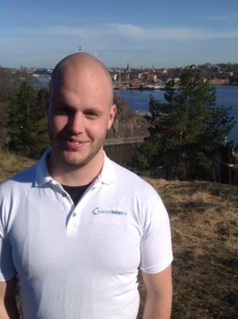 Assistansboken Sverige AB, Joakim Österlund (Västerås)