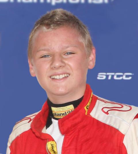 Daniel Arlbring klar för Clio Cup JTCC 2012