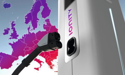 IONITY: nagy teljesítményű töltőpontok egész Európát lefedő hálózata az elektromos mobilitás határainak kiterjesztésére