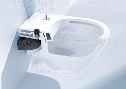 Villeroy & Boch macht die WC-Montage noch flexibler – SupraFix 3.0: Die neue Generation der WC-Befestigung