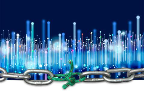 Ny studie avslöjar brister i fast nätverksuppkoppling