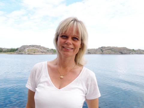 Lena Bergström, nybliven koordinator för SLU:s nystartade miljöanalysprogram Kust och hav.