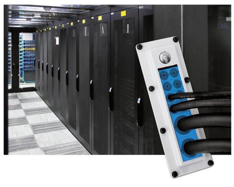 Kabelog rørtætningsspecialisten Roxtec ser en stigning i datacenterprojekter