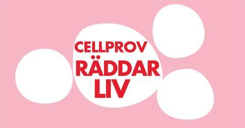 Gynekologisk cellprovtagning räddar liv!