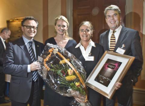 Cambio Healthcare Systems är Årets MedTech-företag 2010