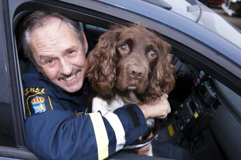 Årets Narkotikasökhund 2011