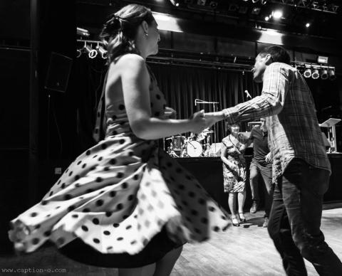 Monday Night Swing + Lindy Hop class for beginners 28/1