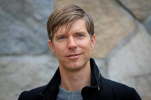 Jonas Anund Vogel, föreståndare för KTH Live-In Lab. Foto: Peter Larsson.