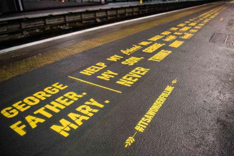"Virgin Trains launch ""It's A Wonderful Line"" Campaign"