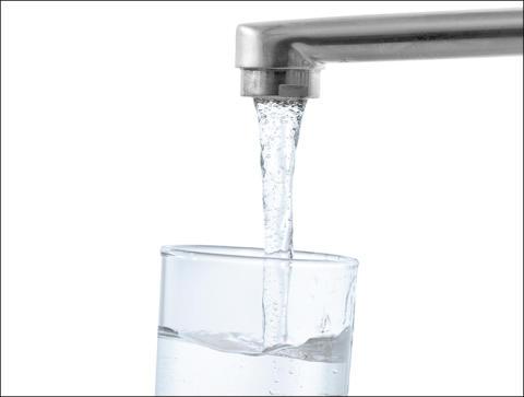 SVU-rapport om enzym i dricksvatten som indikator på bakteriell belastning  (dricksvatten och hälsa)