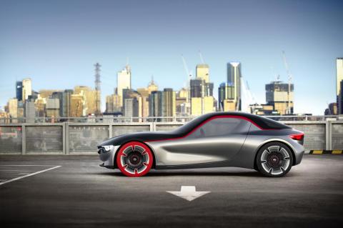 Opel GT Concept: En Sportbil För Framtiden
