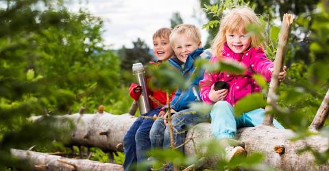 Tips til uteaktiviteter med barn!