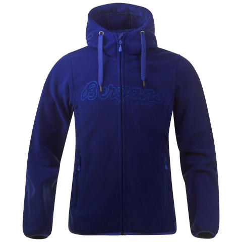 Bryggen Youth Jacket - Ink Blue/ Warm Cobalt
