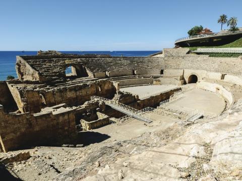 Tarragona är en del av en Unesco-rutt