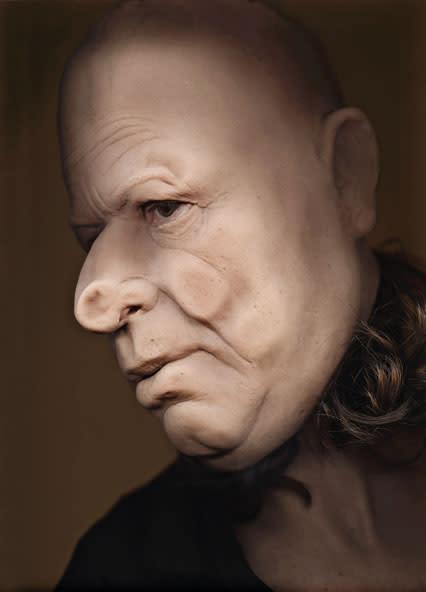 Vibeke Tandberg Old Man #14, 2015
