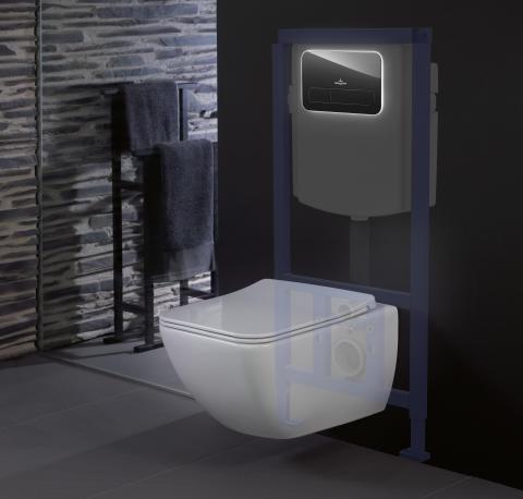 Villeroy & Boch at ISH 2017:  Setting new standards for modern bathroom design