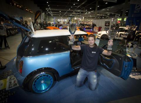 Oslo Motor Show sätter guldkant på hösten