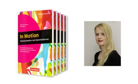 Michaela Sambanis - Buchautorin von In Motion