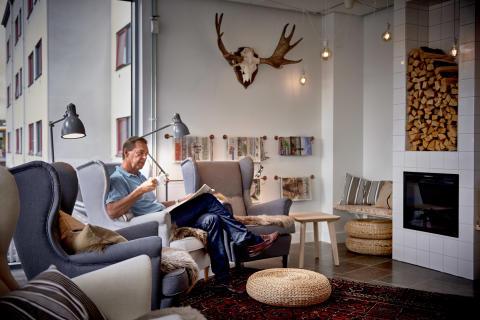 Bo oplevelsesrigt på ferien i Sverige
