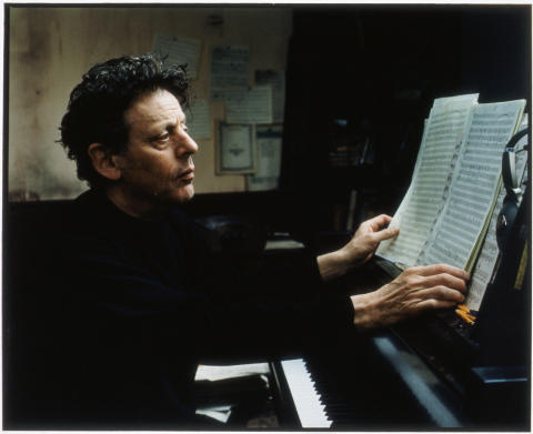 CLICK Festival 2016 opens with Philip Glass and The Philip Glass Ensemble 20 May 2016