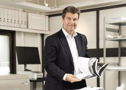 Petter Sjaastad, direktør for partnerkanalen i Canon Norge