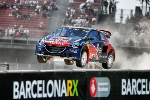Team Peugeot Hansen utökade VM-ledningen