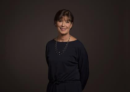 Monica Lindstedt, grundare och styrelseordförande