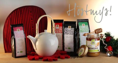 Värm dig i höst med Fair Trade!