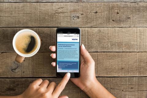 Die VinePlus geht mit ihrem Anspruch an eine Online-Stellenanzeige noch weiter